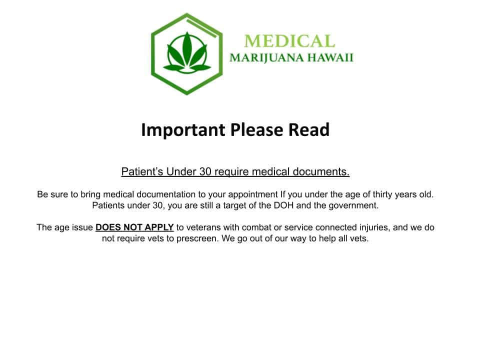 hawaii marijuana approval